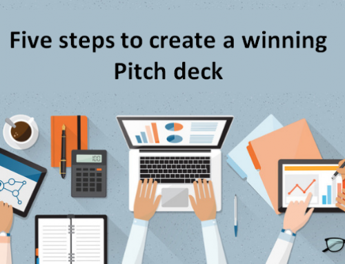 Five Steps to Create a Winning Pitch Deck